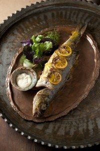 Sea Bass Biryan