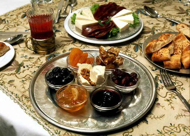 Asitane Restaurant Iftar Menüleri