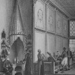 XIX. yüzyıl Osmanlı kahvesi