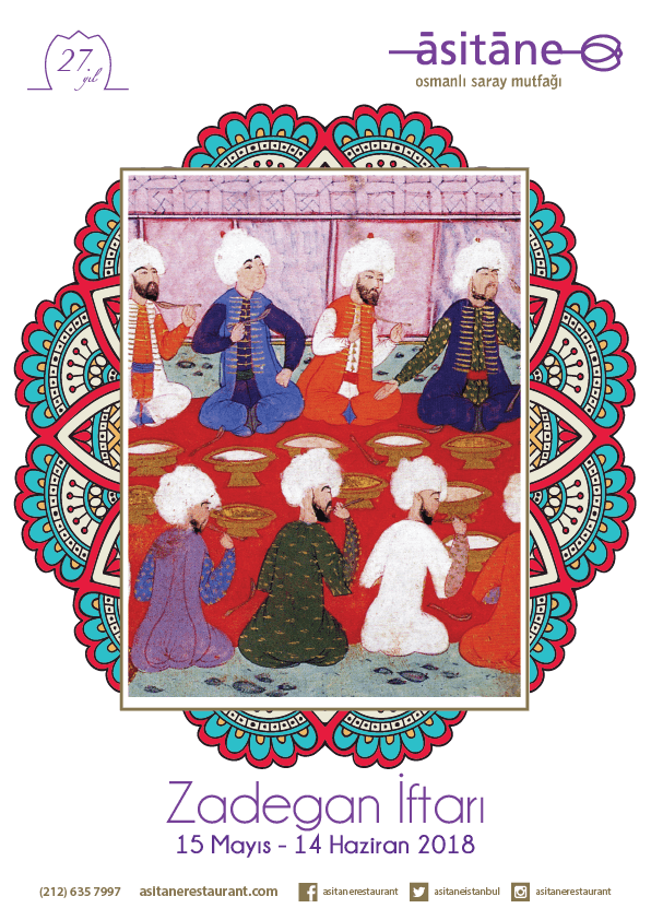 ramazan iftar istanbul asitane rezervasyon 2018