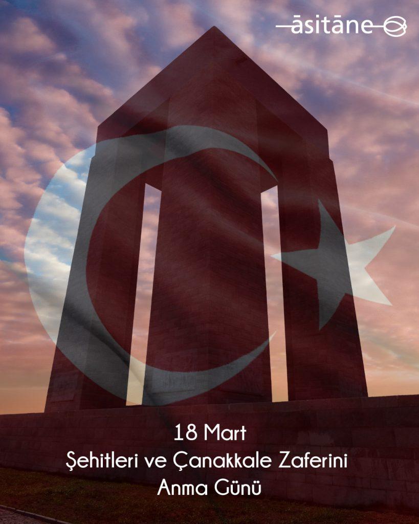 18 Mart Şehitleri  ve Çanakkale Zaferini Anma Günü