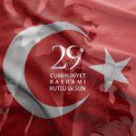 Cumhuriyetimizin 96. Yılı Kutlu Olsun