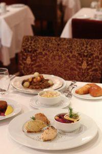 Restoran Haftası Istanbul Asitane